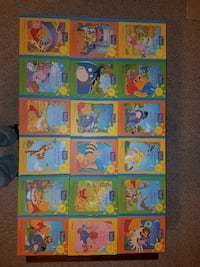 Disney's Winnie The Pooh A Grow to Learn Library  Waldorf, 20601
