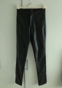 """Leather"" sexy trousers ;) size S"