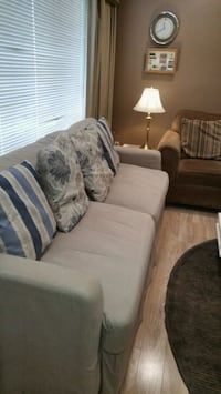 Beige sofa Windsor