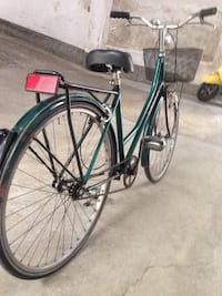 City ​​bike cortina Milano, 20121