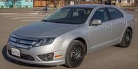 Ford - Fusion - 2010 Tranquillity, 93668