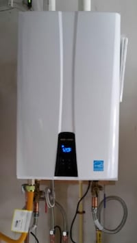 Tankless water heaters and water heaters call us for a quote