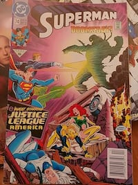 Superman Doomsday St. Louis, 63112