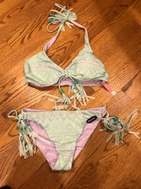 Victoria Secret reversible bikini M New Baltimore, 48047
