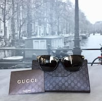 Women's Authentic Gucci Bamboo Sunglasses. New with Tags! Burnaby, V5C 2J9