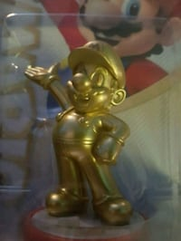 Nintendo Gold Edition Amiibo Mario Virginia Beach, 23452