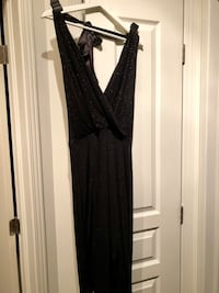 women's black sleeveless dress Gatineau, J8V