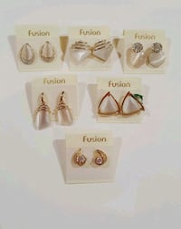 BEAUTIFUL EARRINGS PERFECT FOR THE SUMMER'S  Brampton, L6R 0W2
