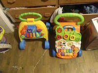 baby's assorted-color learning walker lot Corpus Christi, 78411