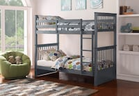 *Free Delivery* Brand New Bunk Bed (Available in 4 colours) Vaughan