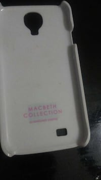 Phone cover mcbeth collection