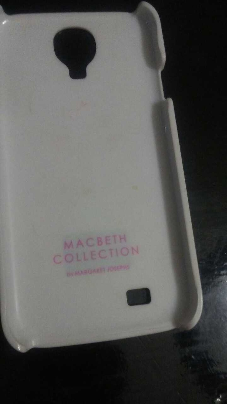 Phone cover mcbeth collection - Warr Acres
