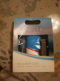 Brand New SEACRET Nail & Body Care Kit