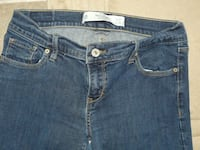 "A&F Jeans, Size 27, length 31, 4R - $10, very slim fitting; ""Perfect Stretch Jeans"" Mississauga"