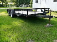 Trailer ut 16 ft h d texas BRAGG 2004 Independence, 70443