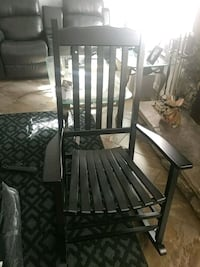 Solid wood rocking chair Modesto, 95355