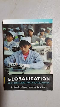 Globalization: The Transformation of Social Worlds Toronto