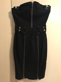 French Connection Zipper Dress BNWT Toronto, M8Z 3Z7
