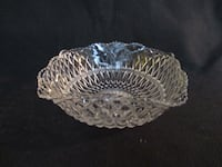 Antique glass bowl Burlington