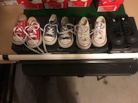 Used shoes size 5