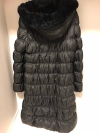 Very new Only down jacket - long and warm wear less than 5 times. Purchased in Asia size XL but will fit medium here 埃德蒙顿, T6W 2T9