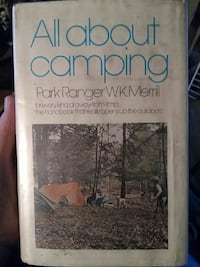 All about camping(book)
