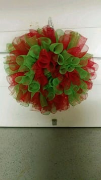 Extra Large Christmas Wreath. North Augusta, 29860