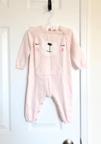 Joe Fresh one piece size 6-12 months- worn only once