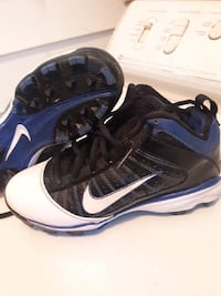 Nike Power  Channel Baseball Cleats Y2.5 Seffner, 33584