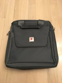 Brand new polo classic Grey ipad bag with front cover, messenger bag with strap Vaughan, L4J 7Z2