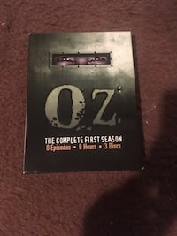 OZ DVD boxed set Season 1 210 mi