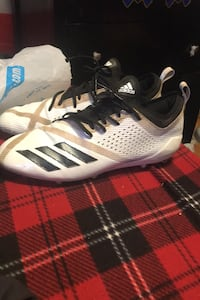 Adidas football cleats Size 13  Bellevue, 68005