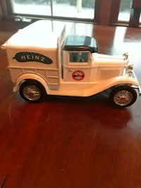 Heinz collectable toy truck