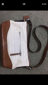 Coach Purse: Genuine, Brand new, w/ Papers Alexandria, 22306