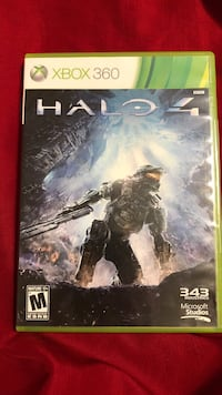 Halo 4 (XBox 360 game) Hagerstown, 21740