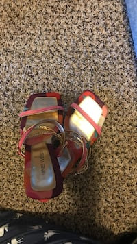 Nine West heels size 7 asking for 20$ Oroville, 95966