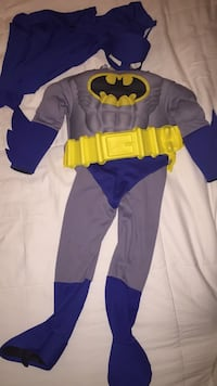 Batman Halloween costume from party city  Lake Worth, 33467
