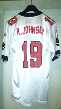 NFL Tampa Bay Buccaneers | Keyshawn Johnson Jersey