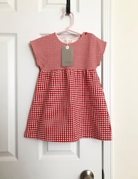 ZARA toddler girl's dress size 2-3- Brand New with tags Mississauga, L5M 0C5