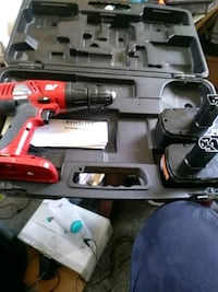 Used Craftsman 18.0 Electric drill  Orrington, 04474