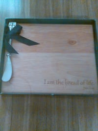 Small cutting board (new in pkg.) DeWitt, 48820