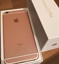 iPhone 6s Plus 32gb Rose Gold Durant