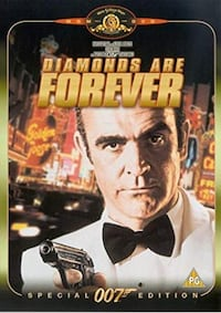 Diamonds are Forever 007 Suffolk