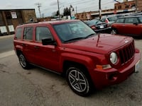 Jeep - patriot - 2009