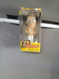WACKY WOBBLER MR. CHOW Welland, L3B 4T6