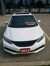 Honda - Civic - 2014 Toronto