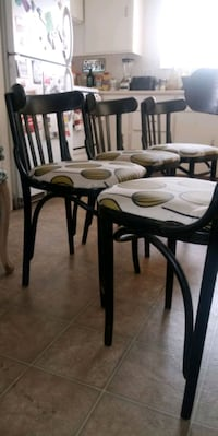 4 matching chairs for kitchen or leisure  Salt Lake City, 84106