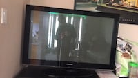 Black Samsung  flat screen tv Calgary, T2V 2H4