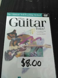 Teach Me Hoe To Play Guitar DVD Lake Mills, 53551