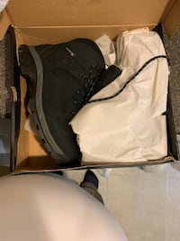 Wolverine Glacier Insulated Work Boots Sterling